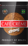 CAFE CREME. Cafe Creme strong 95 гр. мягкая упаковка