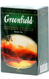 Greenfield. Golden Ceylon 100 гр. карт.пачка
