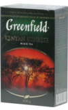 Greenfield. Kenyan Sunrise 100 гр. карт.пачка