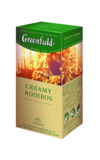 Greenfield. Creamy Rooibos карт.пачка, 25 пак.