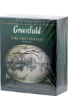 Greenfield. Earl Grey Fantasy карт.пачка, 100 пак.