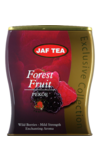 JAF TEA. Forest fruits 250 гр. жест.банка