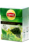 Lipton. Green Gunpowder пирамидки 36 гр. карт.пачка, 20 пирамидки