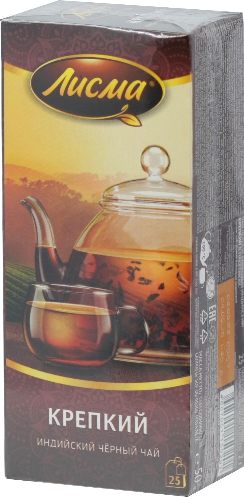 крепкий чай сорт