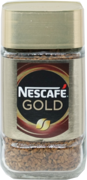 Nescafe. Gold 47,5 гр. стекл.банка