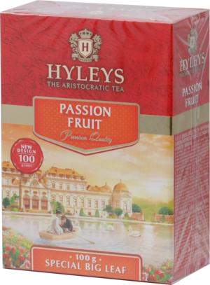HYLEYS. Плод страсти черный 100 гр. карт.пачка