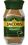 Jacobs. Monarch 47,5 гр. стекл.банка