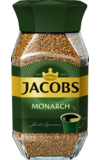 Jacobs. Monarch 95 гр. стекл.банка