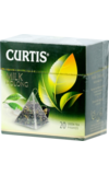 CURTIS. Milk Oolong (пирамидки) 34 гр. карт.пачка, 20 пирамидки