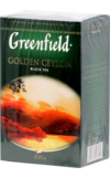Greenfield. Golden Ceylon 200 гр. карт.пачка