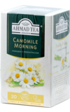 AHMAD. Camomile morning карт.пачка, 20 пак.
