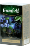 Greenfield. Blueberry Nights 100 гр. карт.пачка