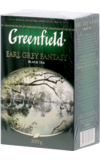 Greenfield. Royal Earl Grey 200 гр. карт.пачка