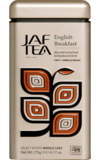 JAF TEA. English Breakfast 175 гр. жест.банка