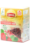 Lipton. Strawberry Mint  карт.пачка, 20 пирамидки