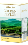 Heladiv. Golden Ceylon Fbop Elit Tea with Tips 100 гр. карт.пачка