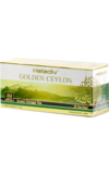 Heladiv. Golden Ceylon Green Vintage Tea карт.пачка, 25 пак.