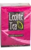 Leoste Tea. Ceylon Breakfast 150 гр. карт.пачка