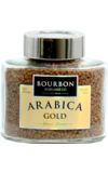 BOURBON. Arabica Gold 100 гр. стекл.банка
