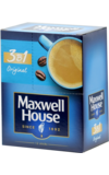 Maxwell House. Maxwell House 3 в 1 карт.пачка, 12 пак.