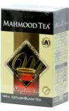MAHMOOD Tea. Ceylon black tea 100 гр. карт.пачка
