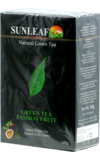 Sun Leaf. Green Tea Passion Fruit 100 гр. карт.пачка