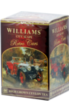 WILLIAMS. Retro Cars. City Scape 150 гр. карт.пачка