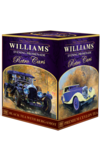 WILLIAMS. Retro Cars. Evening Promenade 150 гр. карт.пачка