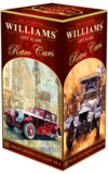 WILLIAMS. Retro Cars. City Scape 250 гр. карт.пачка