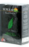 Sun Leaf. Green Tea Dragon Fruit 100 гр. карт.пачка