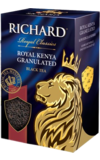 Richard. Royal Kenya Granulated 200 гр. карт.пачка
