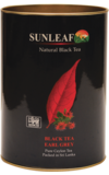 Sun Leaf. Black Tea Earl Grey 75 гр. картонная туба