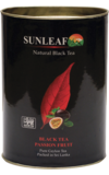 Sun Leaf. Black Tea Passion Fruit 75 гр. картонная туба