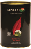 Sun Leaf. Black Tea Soursop 75 гр. картонная туба