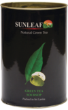 Sun Leaf. Green Tea Soursop 75 гр. картонная туба