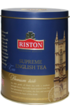 RISTON. Supreme English Tea 100 гр. жест.банка