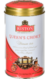 RISTON. Queen's Choice 100 гр. жест.банка