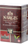 NARGIS. Black CTC Tea BOP 250 гр. карт.пачка