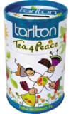 TARLTON. Tea for Peace (Дружба) копилка 100 гр. жест.банка