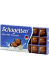 Schogеtten. Alpine Milk Chocolate 100 гр. карт.упаковка