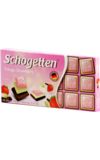 Schogеtten. Trilogia Strawberry 100 гр. карт.упаковка