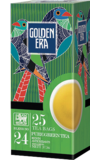 GOLDEN ERA. Pure Green карт.пачка, 25 пак.