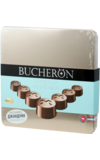 BUCHERON. Gianduja с фисташкой 176 гр. жест.банка