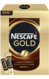 Nescafe. Gold карт.пачка, 20 пак.
