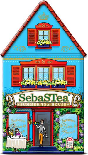 SebaSTea. SUMMER TEA 100 гр. жест.банка