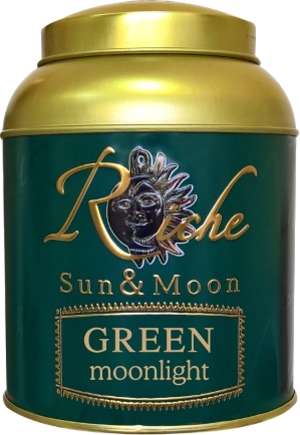 Riche Natur. GREEN Moonlight 100 гр. жест.банка