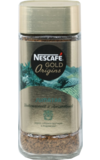 Nescafe. Gold Origins Sumatra 85 гр. стекл.банка