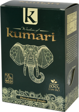 kumari. Himalayan Fresh Tea 200 гр. карт.пачка