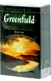 Greenfield. Premium Assam 100 гр. карт.пачка
