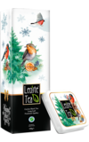 Leoste Tea. Christmas and Birds/Рождество и птицы 100 гр. жест.банка